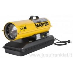 Master B70 CED, 20kW dyzelinis šildytuvas