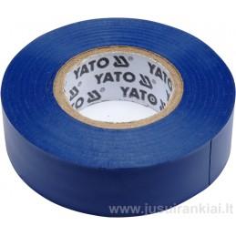 Izoliacinė juosta mėlina YATO YT-81651