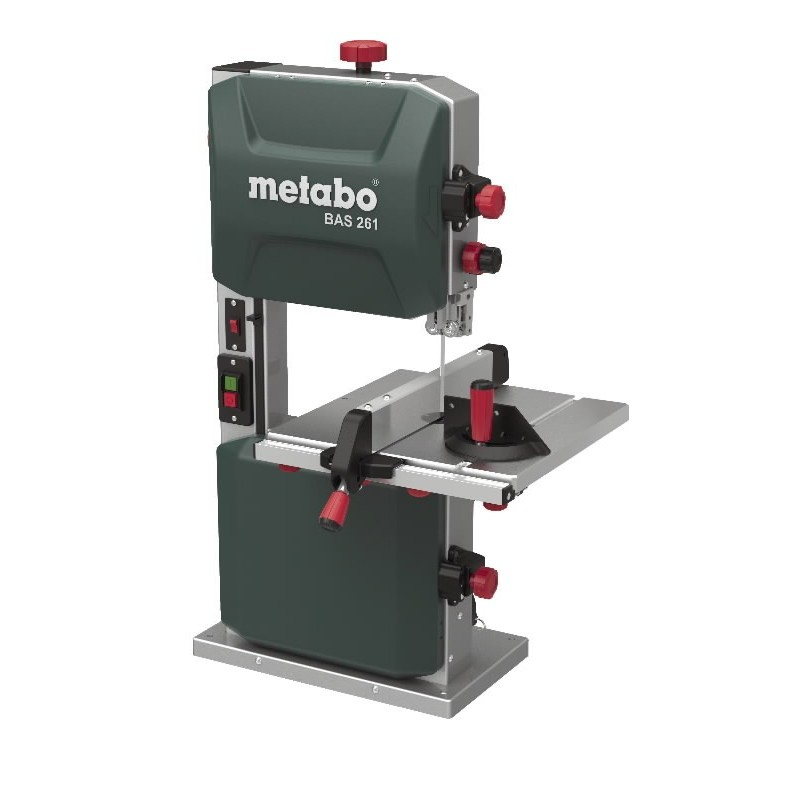 Juostinės pjovimo staklės BAS261 Precision WNB 230V METABO