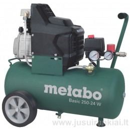 Kompresorius Basic250-24W METABO