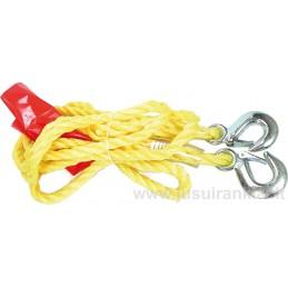 Traukimo virvė 2,5T VOREL...