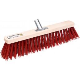 Šepetys grindiniui 50cm spalvotu plauku VOREL Y-35874