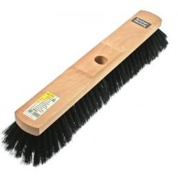 Šepetys grindiniui 40cm juodo pluošto PEGGY PERFECT PG-4002