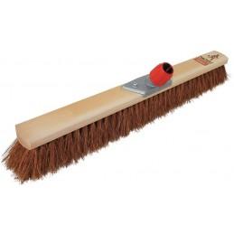 Šepetys grindiniui 60cm kokoso pluošto PEGGY PERFECT PG-4164