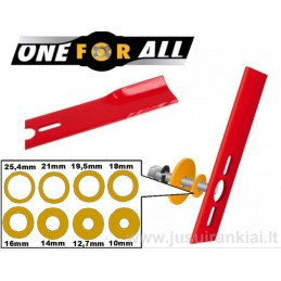 Universalus vejapjovės peilis 46cm tiesus OREGON 69-258