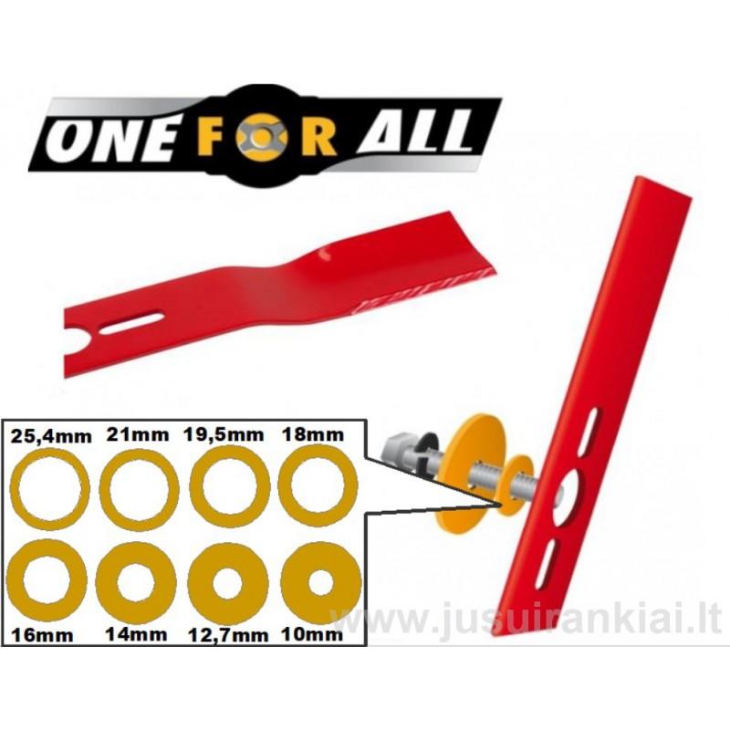 Universalus vejapjovės peilis 46cm lenktas OREGON 69-253