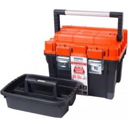Dėžė įrankiams PATROL HD Compact1, su metaliniu užraktu PA-5394