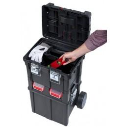 Dėžė įrankiams su ratais PATROL Wheelbox HD Compact PA-4747