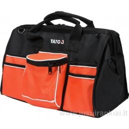 """Krepšys įrankiams 18"""" 18 kišenių YATO YT-74351"""