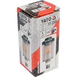 Filtras oro tiekimui YATO YT-2380
