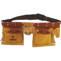 Diržas įrankiams odinis TOPEX T-79405