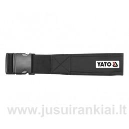 Diržas įrankių laikikliams-kišenėms YATO YT-7409