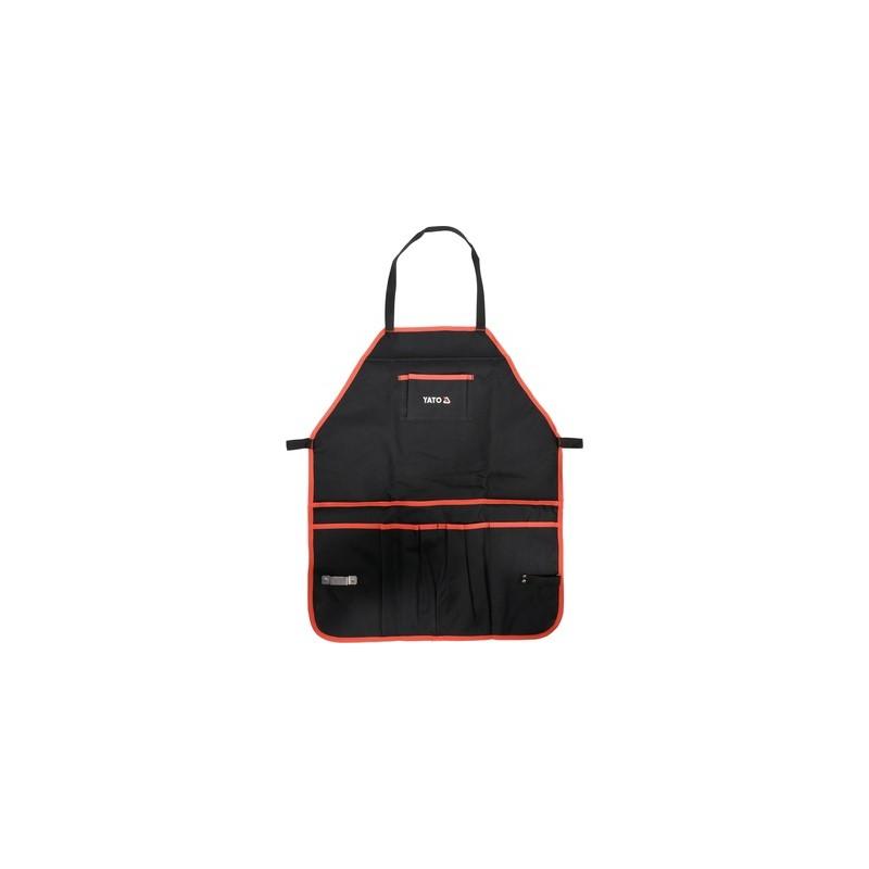 Prijuostė įrankiams darbinė, 6 kišenės YATO YT-74060