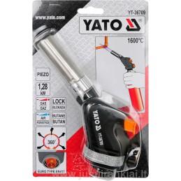 Degiklis dujinis Piezo 1600°C YATO YT-36709