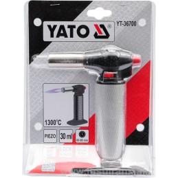 Degiklis dujinis Piezo 1300°C YATO YT-36700