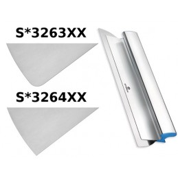 Glaistyklės ašmenys 400x0,5mm pakaitiniai Flexogrip AluStar 326240 STORH 326440