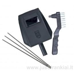 Suvirinimo elektrodais aparatas WSE900+preidai SCHEPPACH