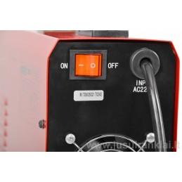Suvirinimo elektrodais aparatas inverterinis MMA 140A HECHT 1814