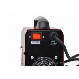 Suvirinimo elektrodais aparatas inverterinis MMA 160A HECHT 1816