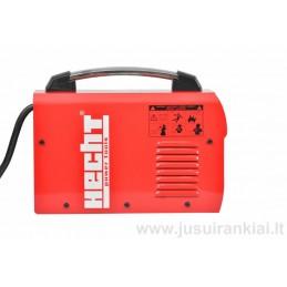 Suvirinimo elektrodais aparatas inverterinis MMA 180A HECHT 1820