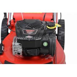 HECHT 551 BS 5in1 žoliapjovė benzininė, savaeigė 2,4kW