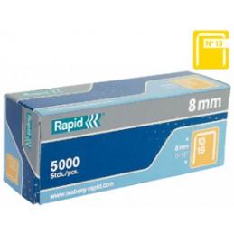 Kabės Nr.13, 6mm 5000vnt RAPID Nr13