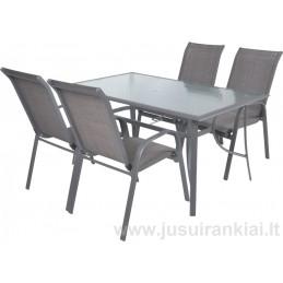 Lauko baldų komplektas SOFIA SET 4