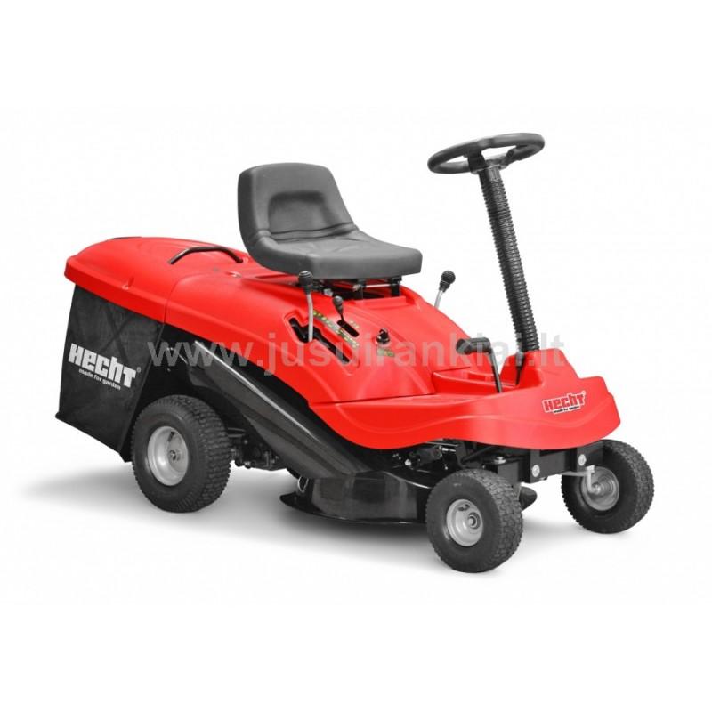 HECHT 5161 vejos traktoriukas