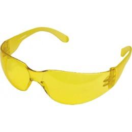 Apsauginiai akiniai geltoni TOPEX T-82S116