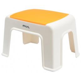 Suolelis plastikinis baltas-oranžinis FALA Y-75916