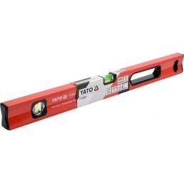 Gulščiukas 60cm. aliuminis, magnetinis, 3L YATO YT-30061