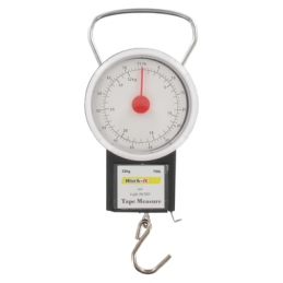 Svarstyklės iki 32kg. su integruota 1m. rulete TOKO 87000