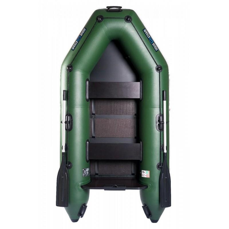 Valtis 260x131cm. pripučiama PVC, AQUA-STORM STM260
