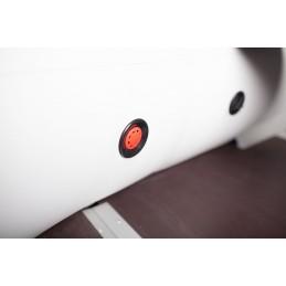 Valtis 360x184cm. pripučiama PVC, AQUA-STORM STK360E