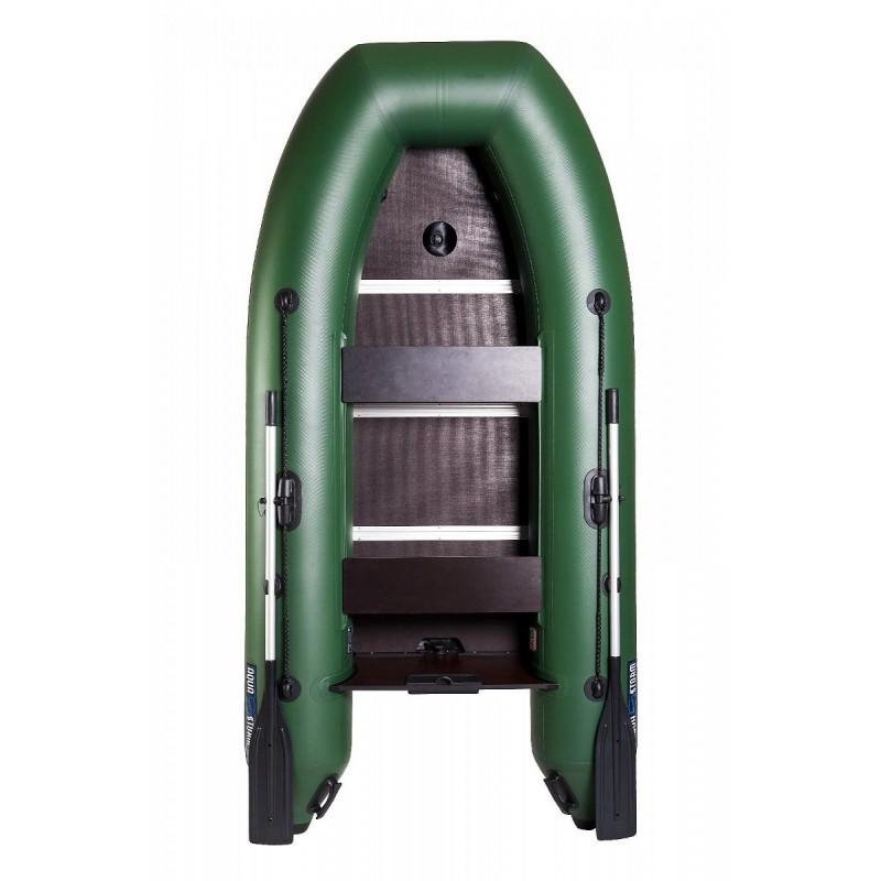 Valtis 339x150cm. pripučiama PVC, AQUA-STORM LU340