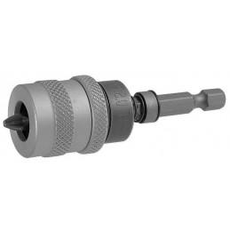 """Galvutės automatinis ribotuvas 75mm. gipso plokštei, 1/4"""" MODECO N19-010"""