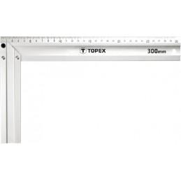 Kampainis 500mm. aliuminis TOPEX 30C365