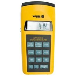 Atstumo matuoklis 0,91-15m. +-0,5%, ultragarsinis VOREL Y-81782