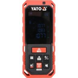 Lazerinis atstumo matuoklis 0,2-40m. YATO YT-7326