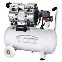 Kompresorius 24l. 110l/min, 8bar, betepalinis MBZ
