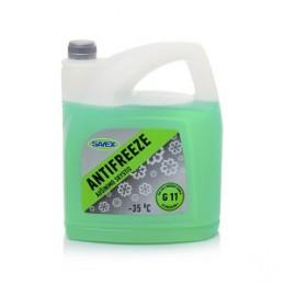 Aušinimo skystis -35°C, 5ltr. G11 žalias ANTIFREEZE, SAVEX