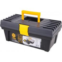 Dėžė įrankiams plastikinė 310x170x130mm. VOREL Y-78801