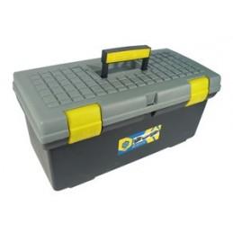 Dėžė įrankiams plastikinė 510x260x230mm. VOREL Y-78802