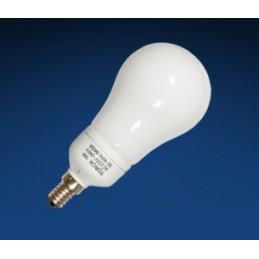 Lemputė 18W taupanti energiją apvali E14 HY-O-14