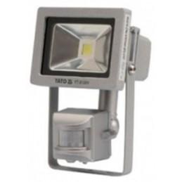 Lempa reflektorinė diodinė sensorinė 10W, 700lm YATO YT-81801
