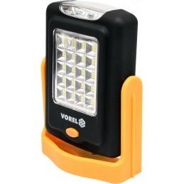 Lempa mobili su magnetu 20+3 LED VOREL Y-82730
