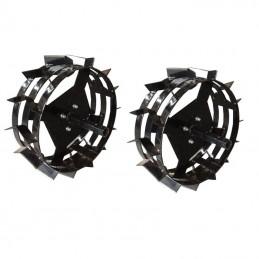 Arimo ratai su adapteriais 400x8 ZONGSHEN, tinka ZS500B-III, 1WG3.8-100FQ-1, 1WG4.0-105FCE modeliams