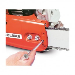 Benzininis pjūklas 4,1kW profesionalus DOLMAR PS-7310