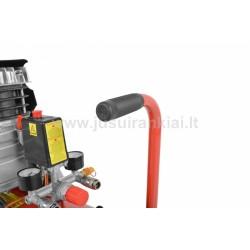 Kompresorius 50ltr, 184/min. 8bar. HECHT 2052