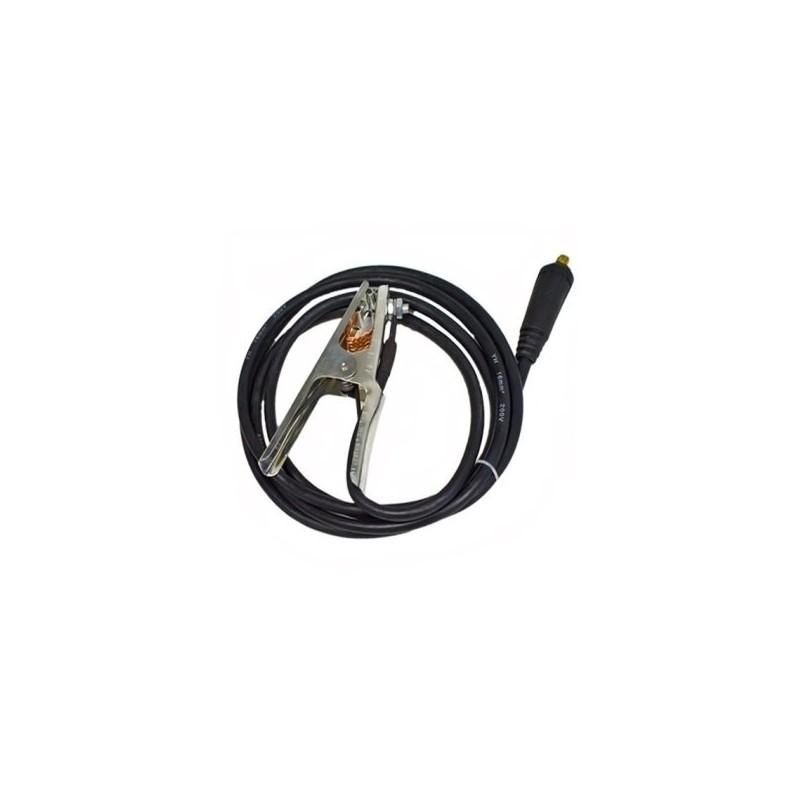 Masės kabelis su gnybtu inv.suvir.aparatui MMA185 / MMA215. Atsarginė dalis